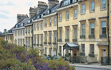 Hotels in Bath and Country
