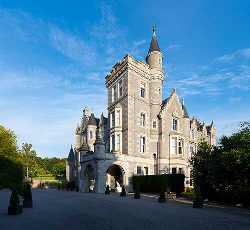 Best Romantic Hotels Scotland: Ardoe House Hotel And Spa In Angus And Aberdeen : Luxury