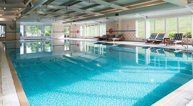 Ardoe House Hotel And Spa Spa Facilities Information And Booking Details