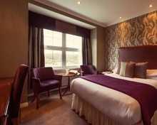 Superior room, Balmer Lawn Hotel