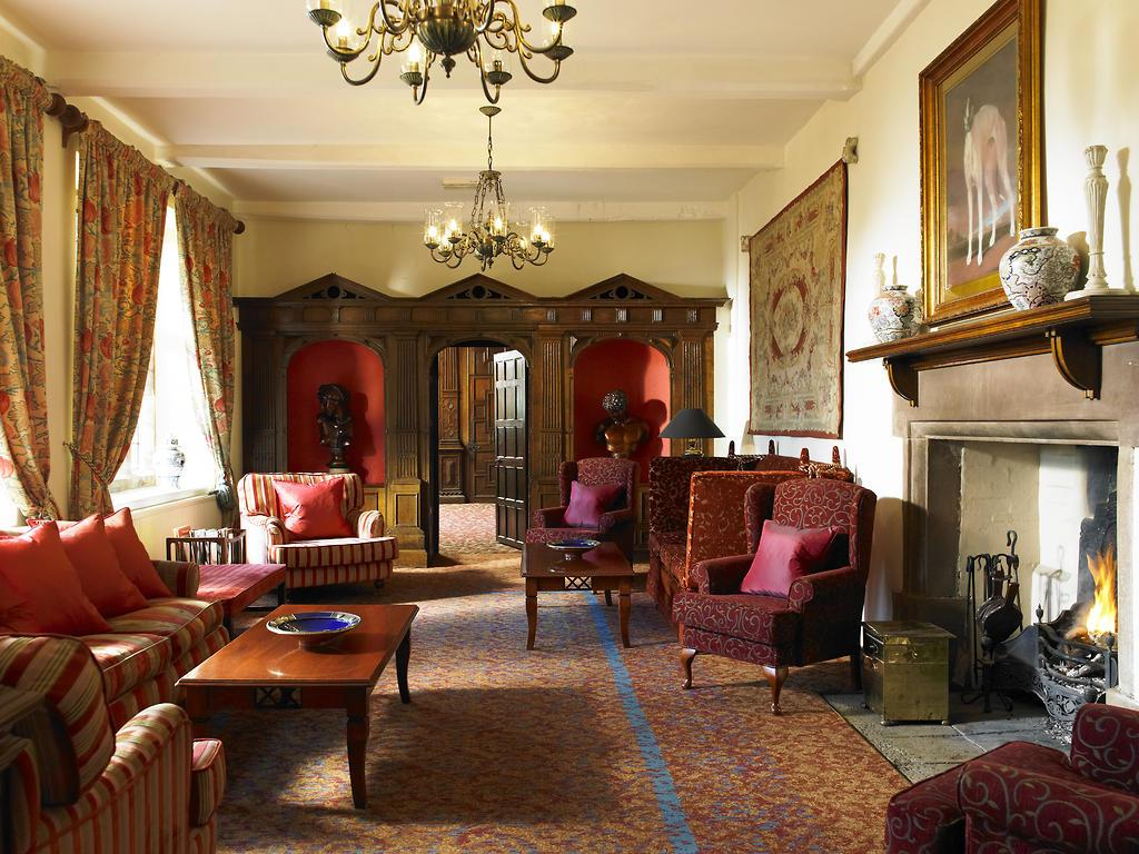 Billesley Manor Hotel In Central England : Luxury Hotel