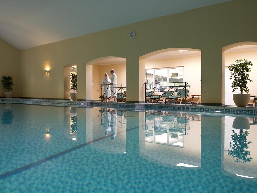 Bodysgallen hall spa hotel in north wales and llandudno luxury hotel breaks in the uk for Glasshouse hotel sligo swimming pool