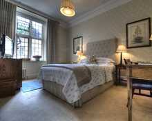 Classic rooms, Bovey Castle