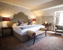 Valley room, Bovey Castle