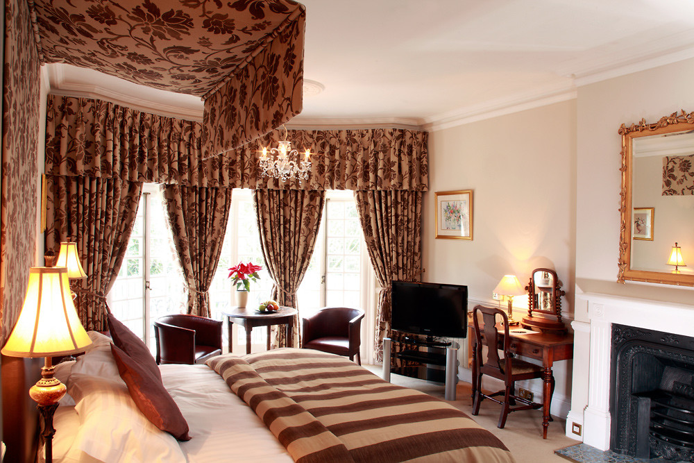 Chateau La Chaire Hotel In Jersey And St Martin Jersey
