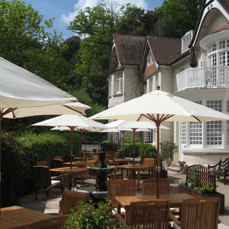 Chateau la chaire hotel in jersey and st martin jersey for Luxury hotel breaks