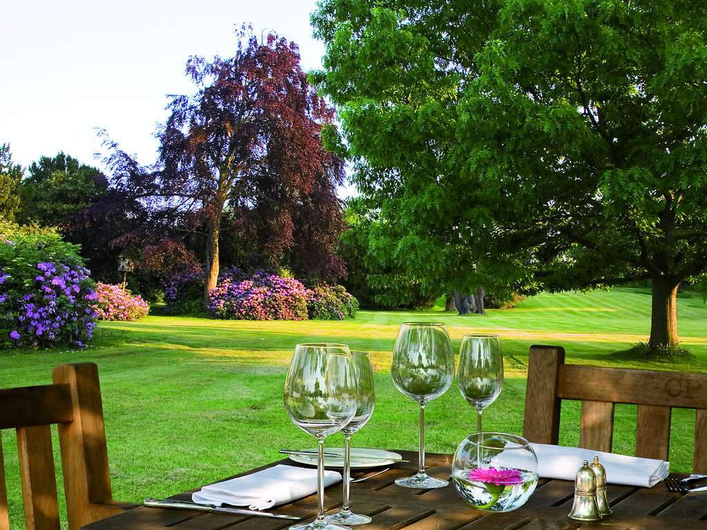 chilston park hotel in south east england and nr maidstone kent