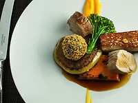 Restaurant restaurant, Kings Head Hotel Cirencester