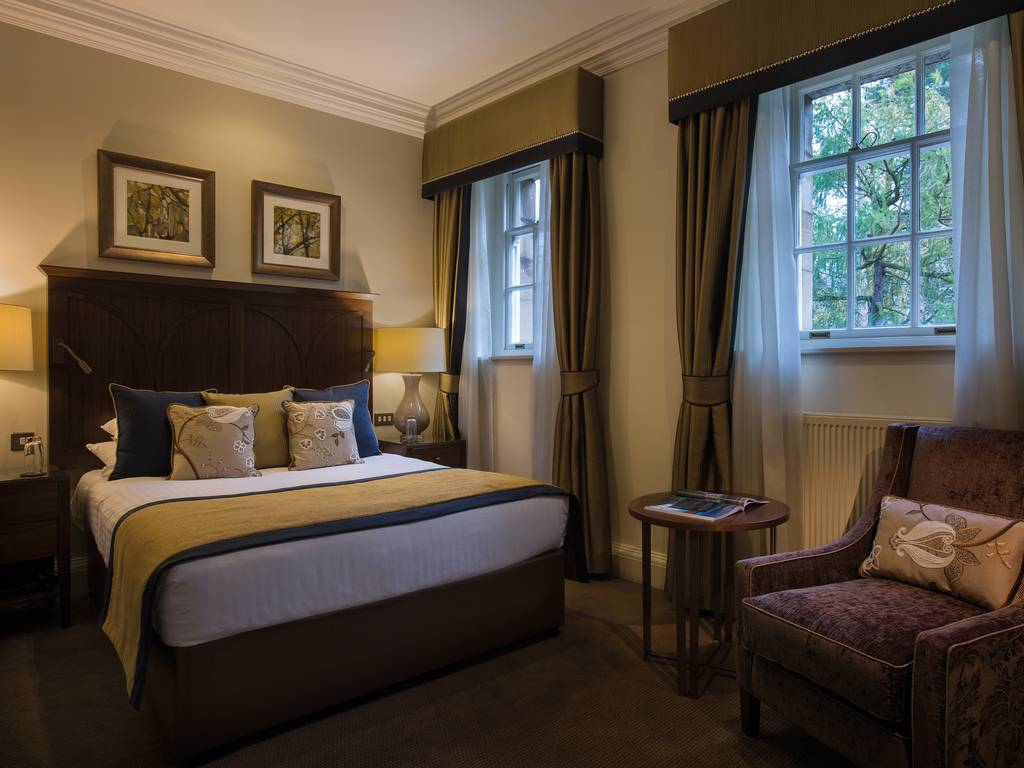Classic Double room, Crathorne Hall Hotel