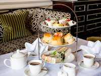 Ibbetsons Tea Lounge restaurant, Down Hall