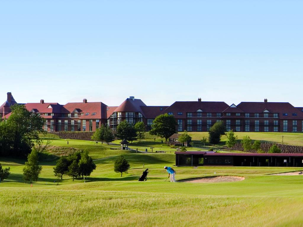 East Sussex National Spa And Golf Resort Hotel In South