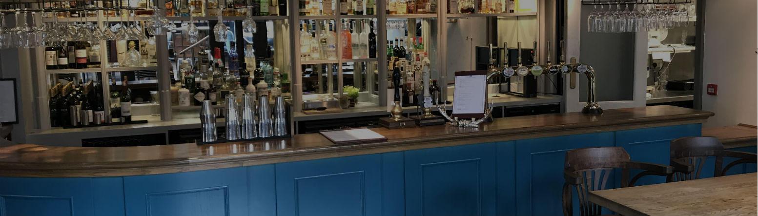 Cheltenham Park Hotel Restaurant Menu