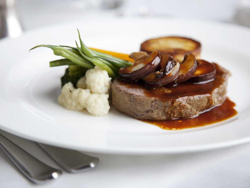 Ettington Park Hotel Restaurant Menu