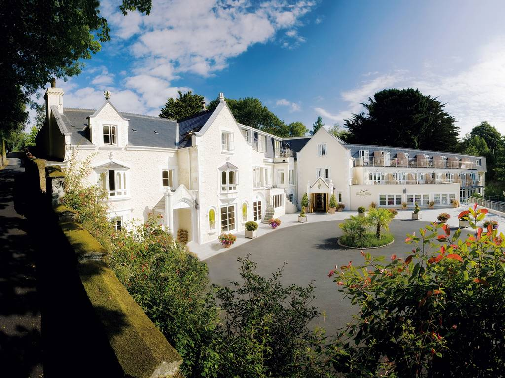 Fermain valley hotel in guernsey and st peter port for Luxury hotel breaks