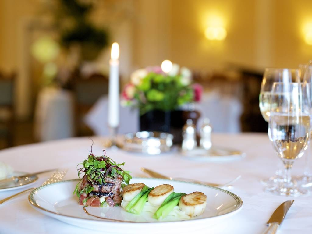 Grand Hotel Eastbourne Restaurant Dining And Eating