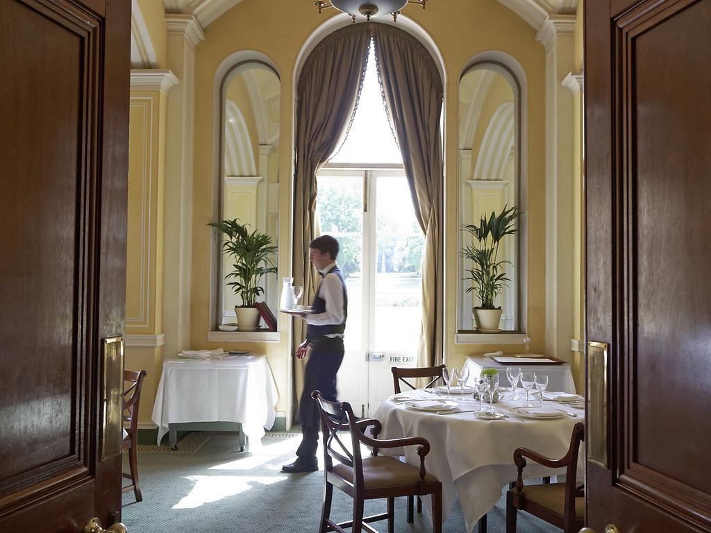 Hartwell House Restaurant Menu