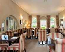 Spa Cafe & Bar restaurant, Hartwell House & Spa