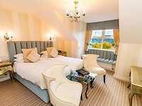 Classic Plus room, Hillthwaite House Hotel