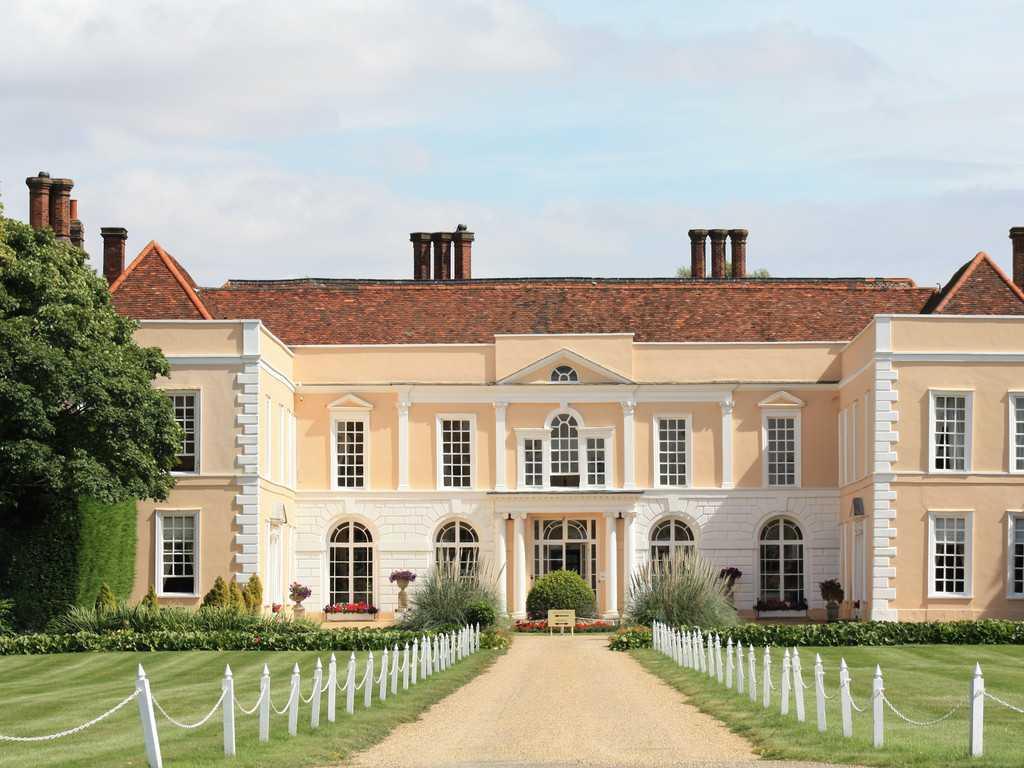 Hintlesham Hall Hotel Suffolk