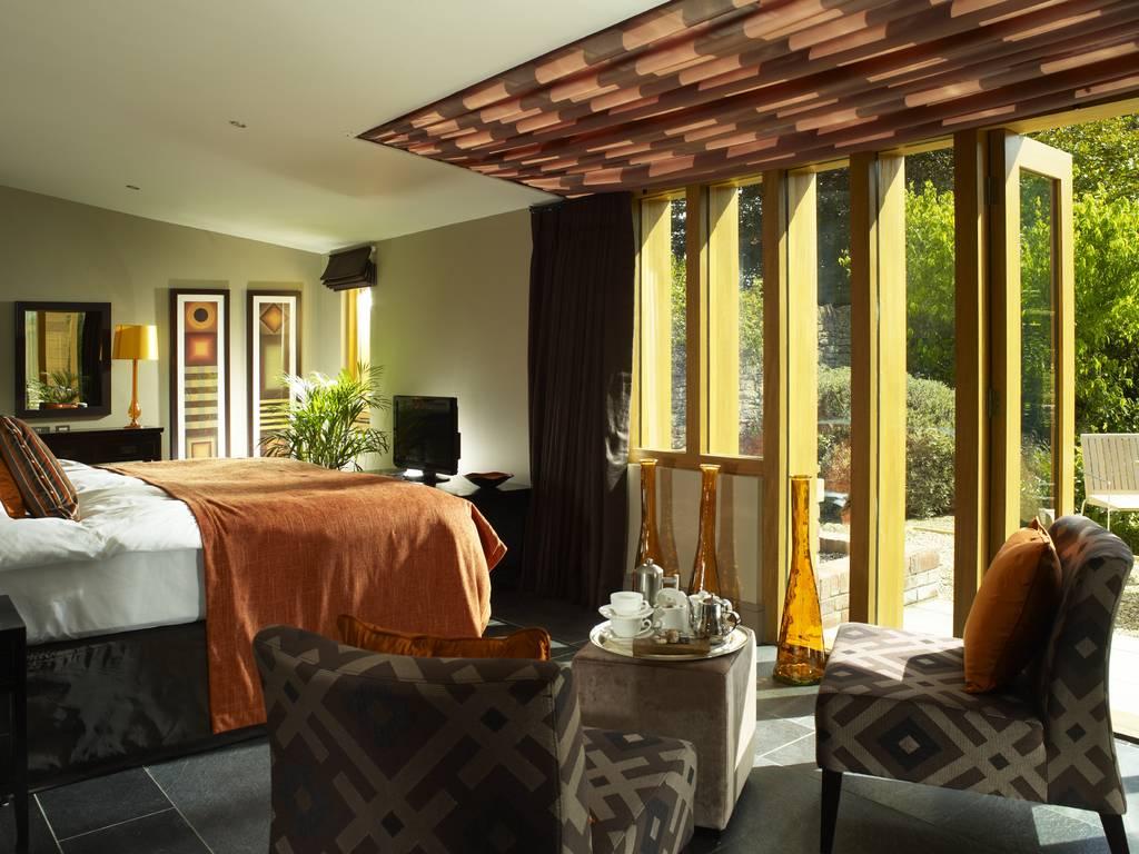Garden Suite Room Homewood Park Hotel Spa