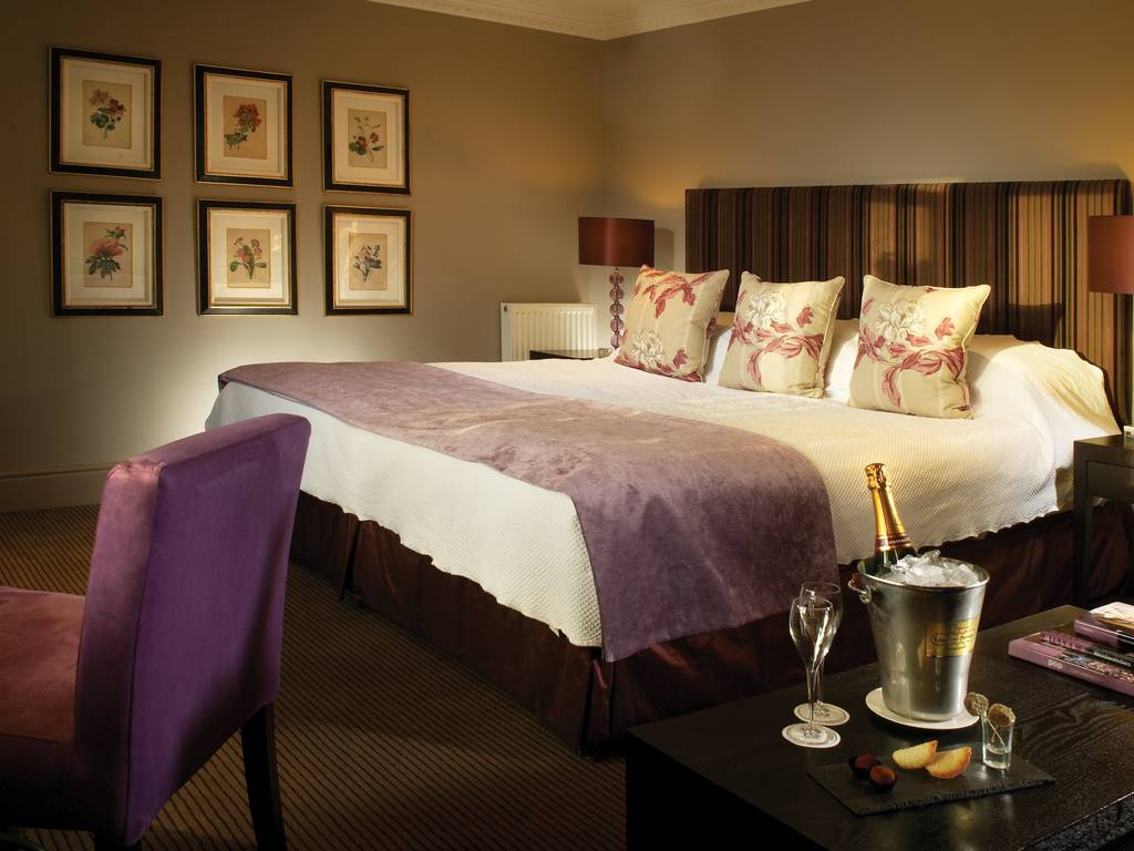 Rooms: Homewood Park Hotel & Spa Room And Bedroom Information