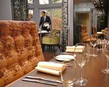 Tides Restaurant, Homewood Park Hotel & Spa