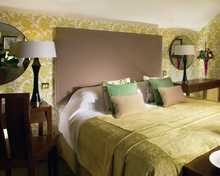 Junior Suite room, Homewood Park Hotel & Spa