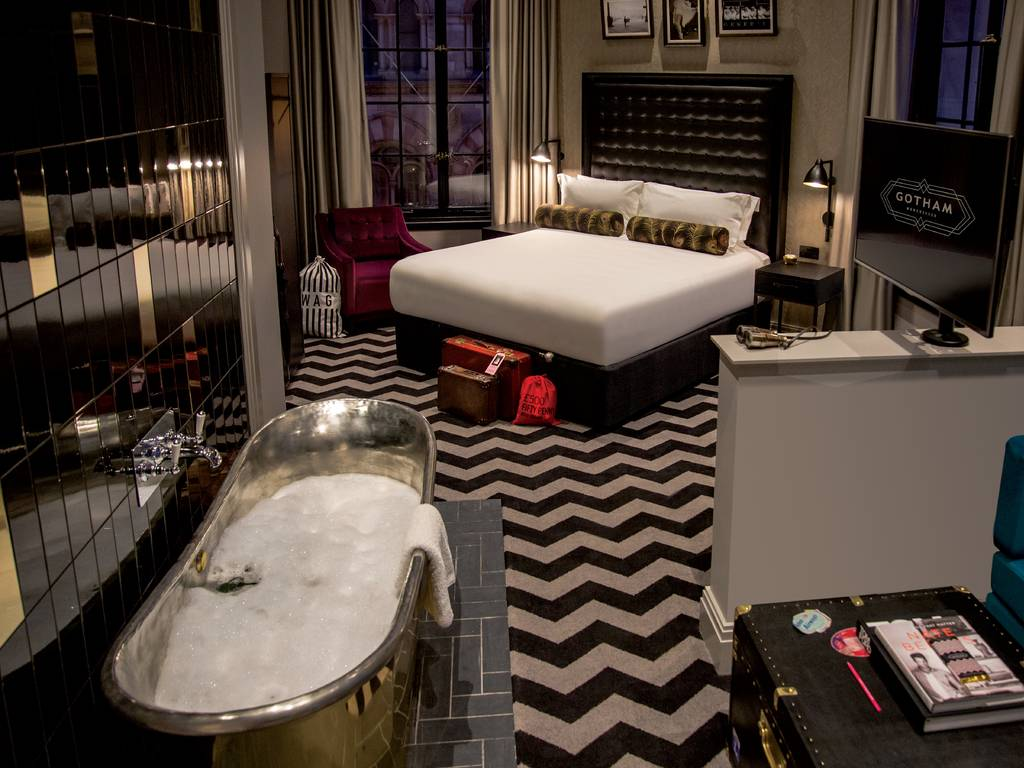 Hotel Gotham Rooms