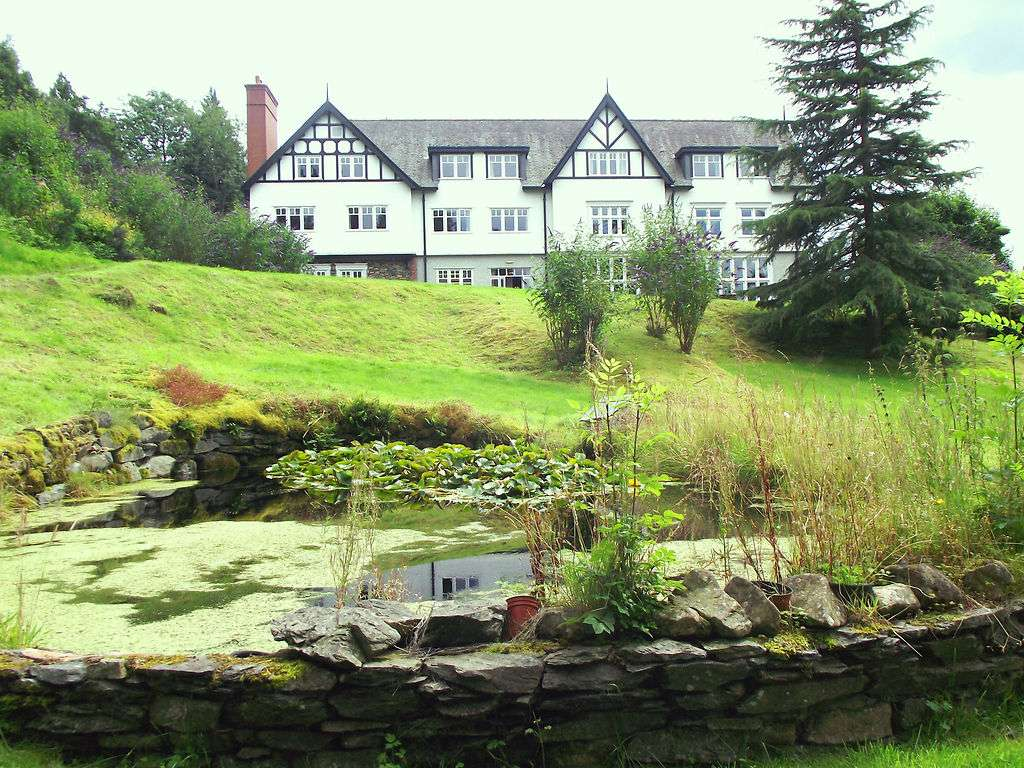 Lindeth Howe Hotel In Cumbria The Lakes And Bowness On
