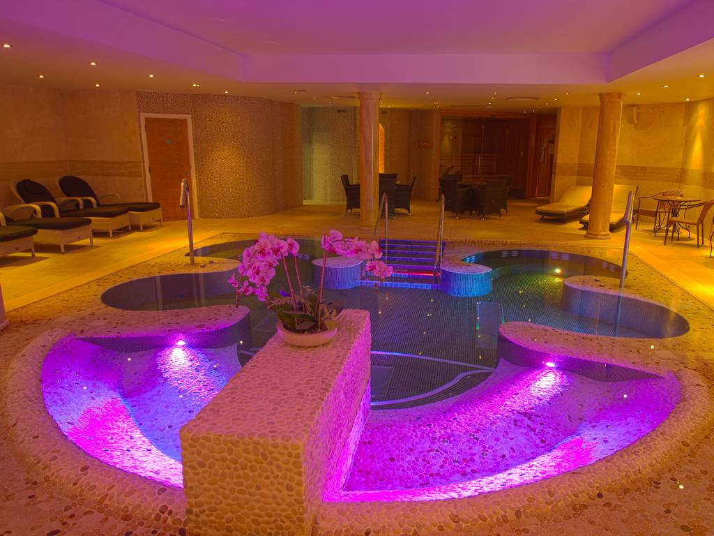 Lion Quays Hotel Amp Spa Spa Facilities Information And