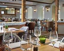 The Waterside restaurant, Lion Quays Hotel & Spa