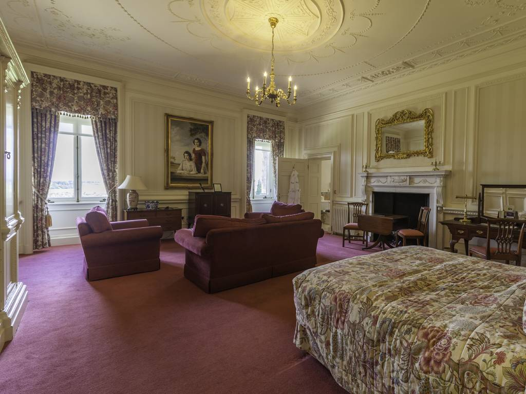 Luton Hoo Hotel Golf Amp Spa Room And Bedroom Information