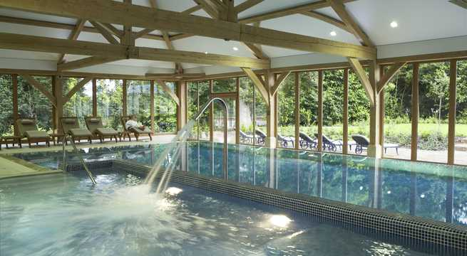 Luton Hoo Spa spa, Luton Hoo Hotel, Golf & Spa