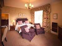 Deluxe Room room, Matfen Hall Hotel