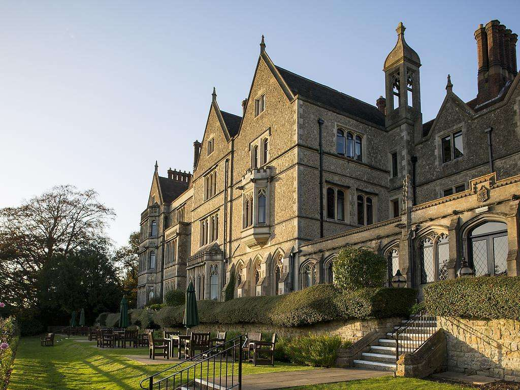 Nutfield Priory Hotel Amp Spa In South East England And