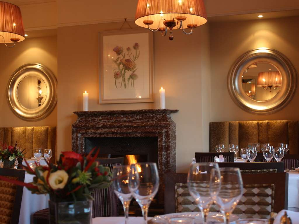 Ockenden Manor Restaurant Reviews