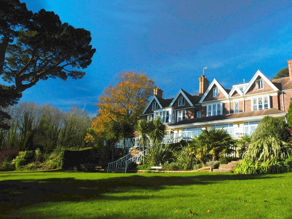 Orestone Manor Hotel In Devon Amp Cornwall And Maidencombe