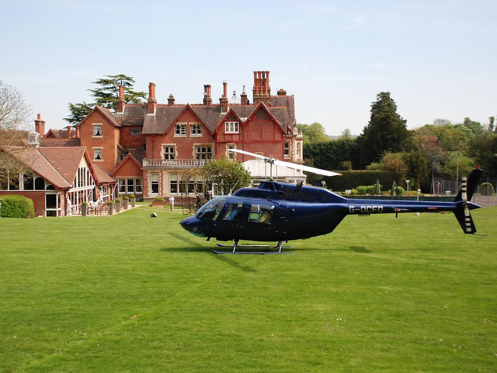 Pendley Manor Hotel In Hertfordshire Amp Buckinghamshire And