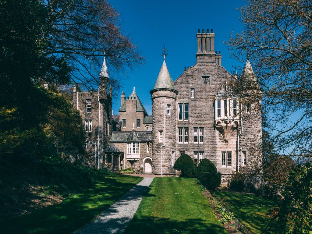 Chateau Rhianfa Gallery Photographs And Images Of The