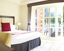 Deluxe room, Raithwaite Estate