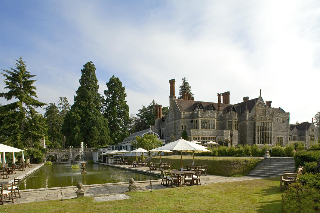 Rhinefield house hotel in hampshire berkshire and new for Luxury hotel breaks