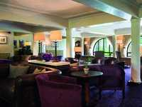 The Lounge Bar restaurant, Rhinefield House Hotel
