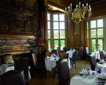 The Armada Restaurant restaurant, Rhinefield House Hotel