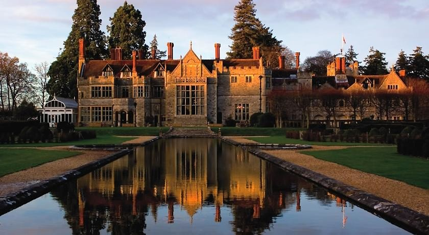 Rhinefield house hotel in hampshire the new forest and - Hotels in brockenhurst with swimming pools ...