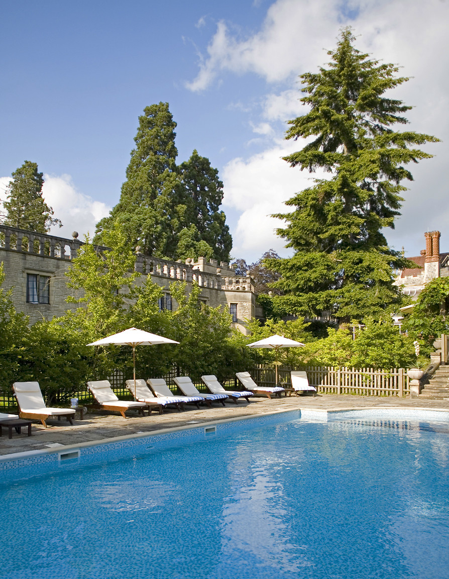 Rhinefield house hotel in hampshire the new forest and - Hotels in perthshire with swimming pool ...