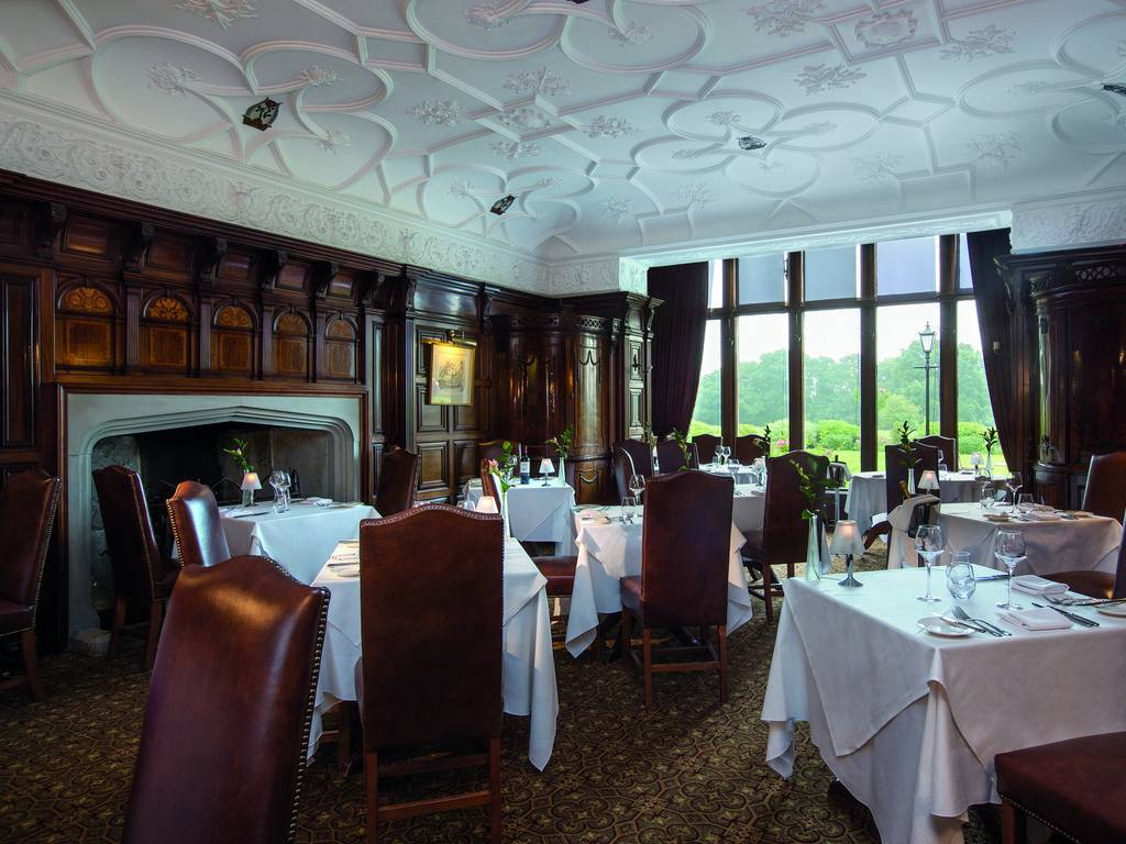 Hotel Foyer Spa : Rookery hall hotel spa in north west england and