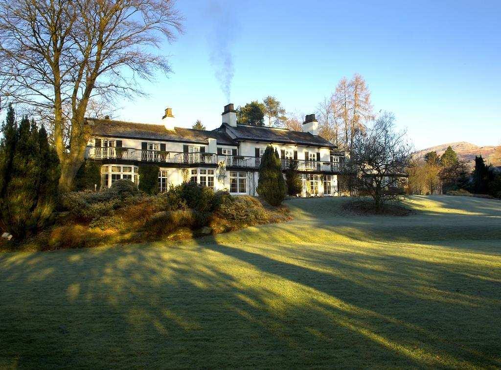 Rothay Manor Hotel Restaurant Ambleside Cumbria