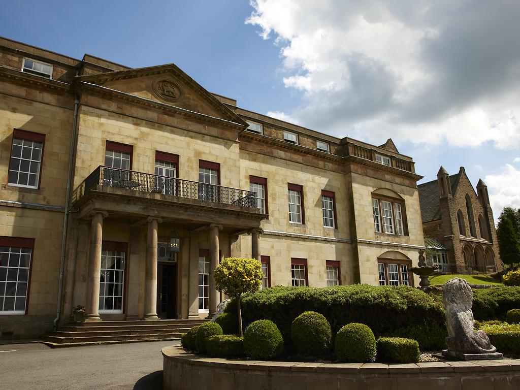 Shrigley hall hotel in north west england and cheshire for Chesire house