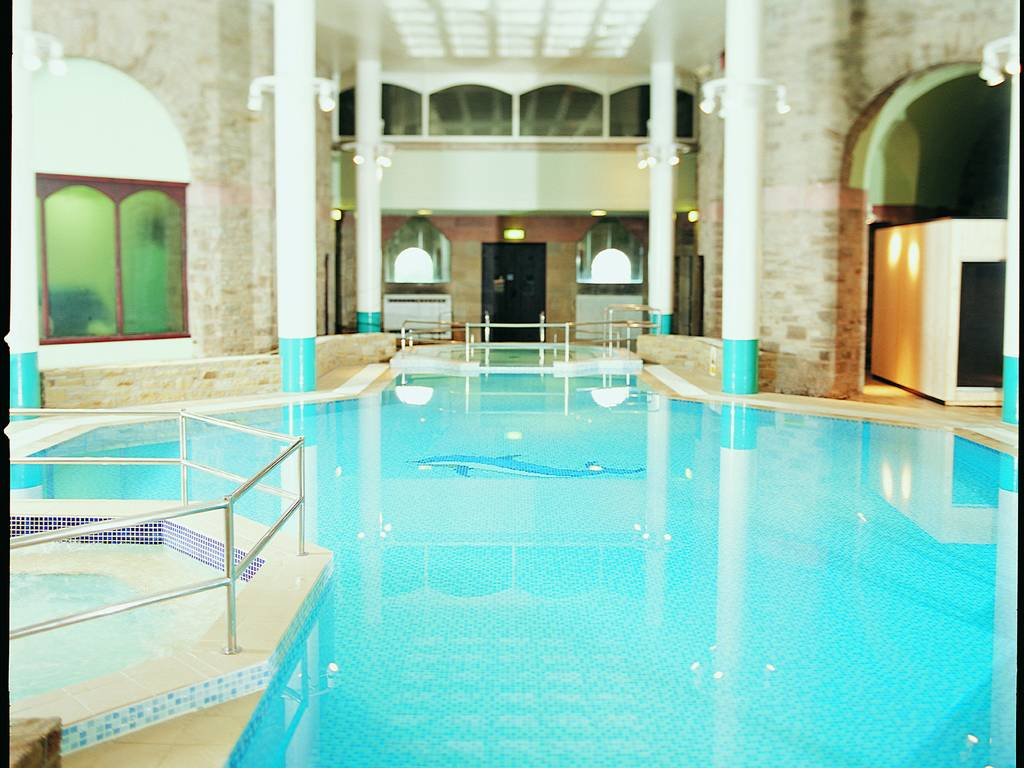 Hotel Foyer Spa : Shrigley hall hotel spa facilities information and booking