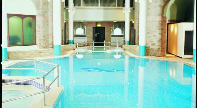 General Overview spa, Shrigley Hall Hotel